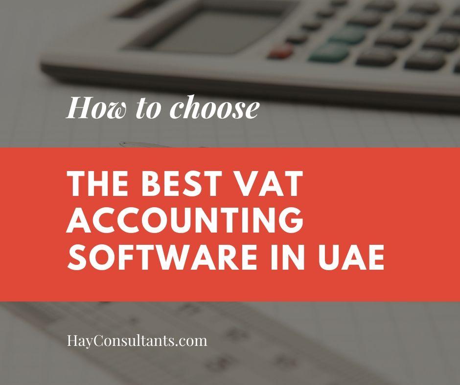 best vat software